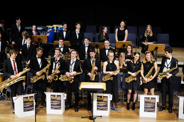 Big Band des Gymnasiums Weilheim